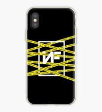 NF CAUTION iPhone Case