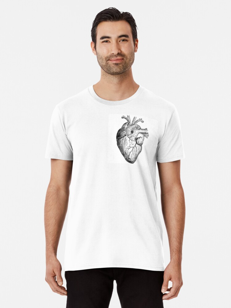 27678d08 Realistic heart drawing