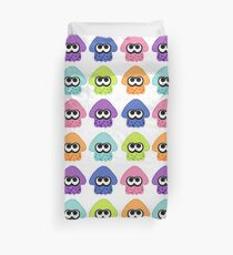 Funda nórdica Splatoon 2 Squid Pattern Colors