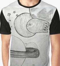 Traveling Through Life Graphic T-Shirt