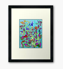 Aquatic Life Framed Print