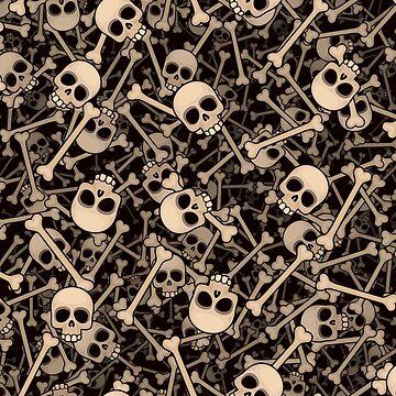 O-Knochen stapeln von SandiTyche