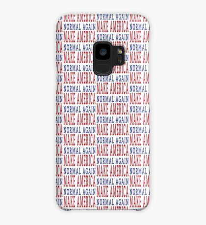 Make America Normal Again Case/Skin for Samsung Galaxy