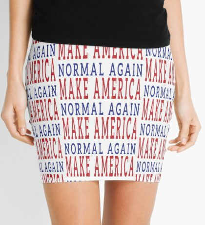 Make America Normal Again Mini Skirt