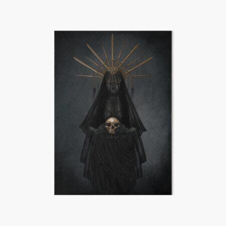 High Priestess  Art Board Print