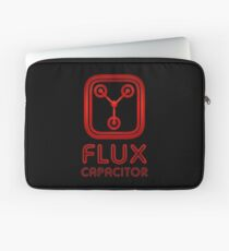Flux Capacitor Laptop Sleeve