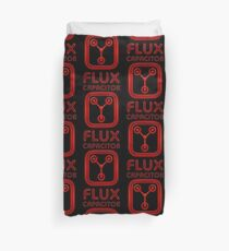 Flux Capacitor Duvet Cover