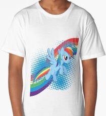 Rainbow DASH! Long T-Shirt