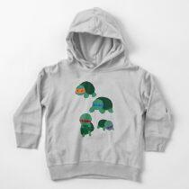 Tiny Mutant Ninja Turtles  Toddler Pullover Hoodie