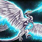 Angel Dragon by Unicornarama