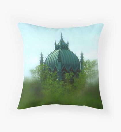 The Lantern Throw Pillow