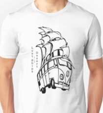 Lost Ships of the Desert Gear Unisex T-Shirt