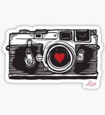 Leica Love! Sticker