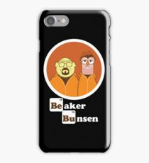 Beaker Bunsen Breaking Bad iPhone Case/Skin