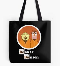 Beaker Bunsen Breaking Bad Tote Bag