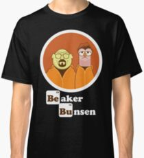 Beaker Bunsen Breaking Bad Classic T-Shirt