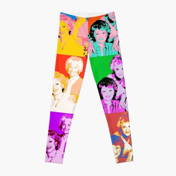 Pop Art - 80's TV Leggings
