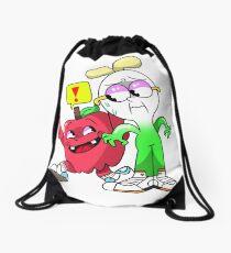 Apple und Zwiebel Cartoon Network Turnbeutel