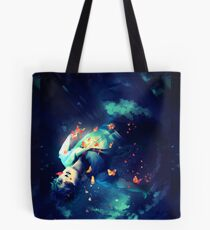 Dive & Fly Tote Bag
