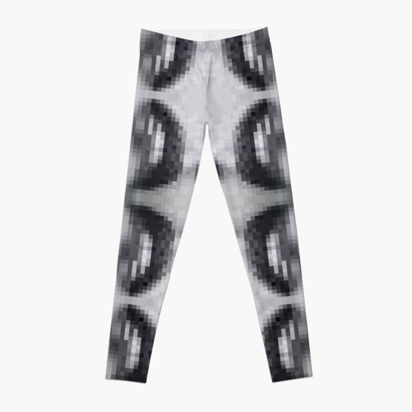 pattern, tracery, weave, template, routine, stereotype, gauge, mold Leggings