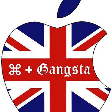Apple Gangsta by acousticgamer