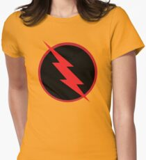 Reverse Flash Womens Fitted T-Shirt