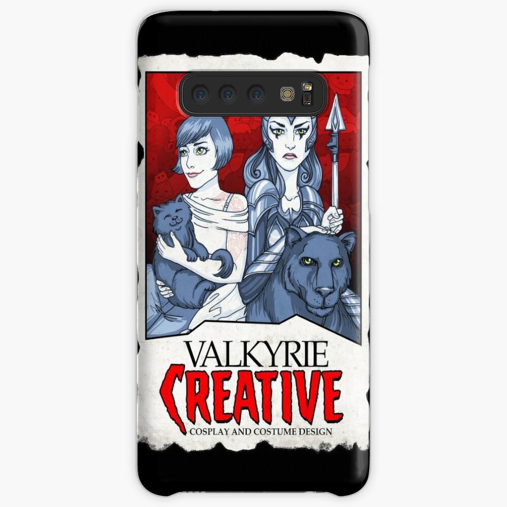Valkyrie Creative - Cosplay Tee Samsung Galaxy Snap Case