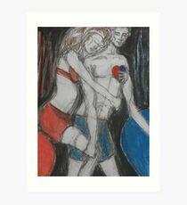 Annihilate Alienation...Passion Part IV  Art Print
