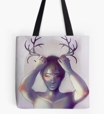 Aching Horns Tote Bag