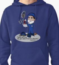 Kids with Beards Pullover Hoodie