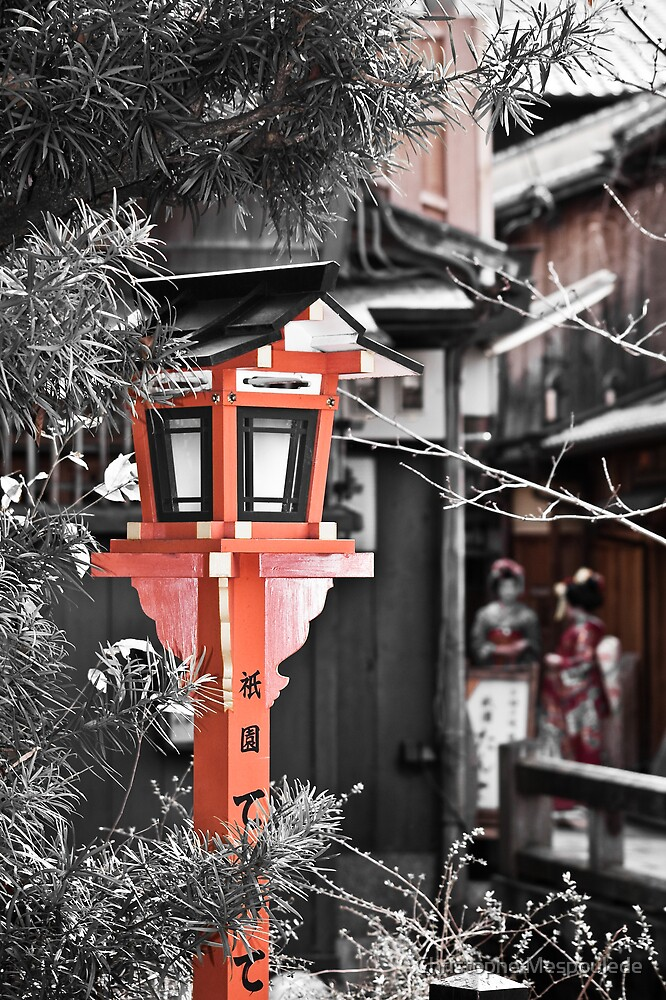 Kyoto Eternelle by Christophe Mespoulede