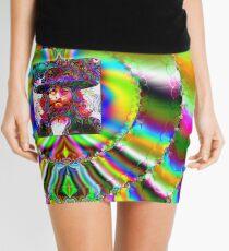 John by Dream Garden Graphics Mini Skirt