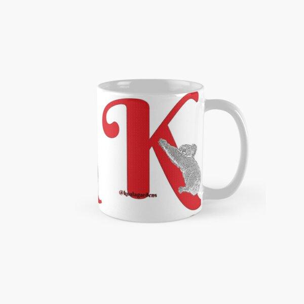K is for KOALA Classic Mug