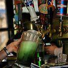 Green Beer by Barbara  Brown
