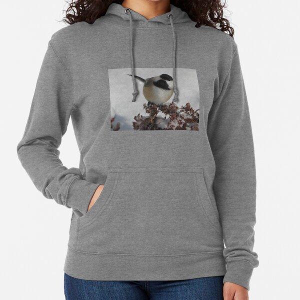 Chickadee Lightweight Hoodie