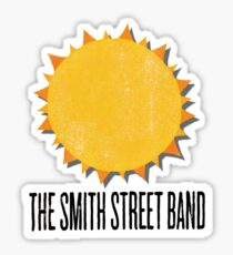 The Smith Street Band: Sunshine and Technology  Sticker