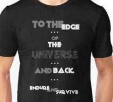 Endure & Survive - The Last of Us (Transparent) Unisex T-Shirt