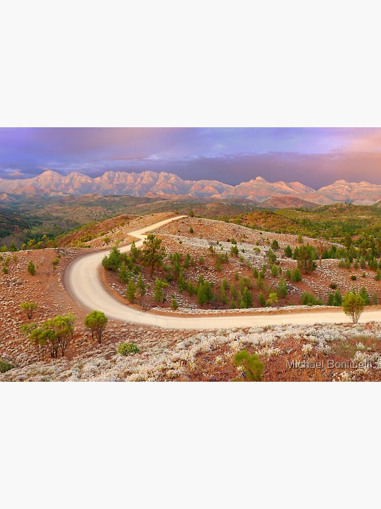 Bunyeroo Valley, Flinders Ranges, South Australia by Chockstone