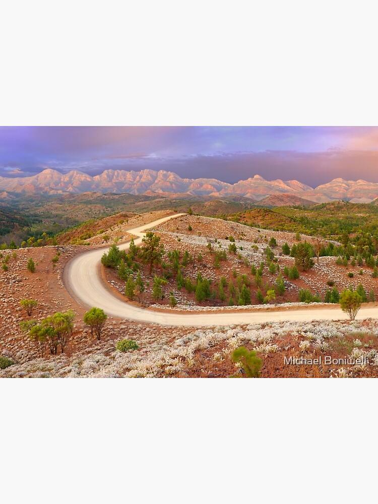 Bunyeroo Valley, Flinders Ranges, South Australia by Chockstone