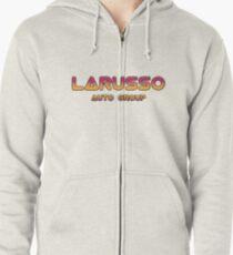 Larusso Auto-Gruppe treten wir den Wettbewerb, Kobra Kai, Kobra Kai, das Karate-Kind-Saga setzt T-Shirt T-Shirt T-Stück fort Kapuzenjacke