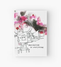 Imagination Is Everything Hardcover Journal