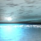 Blue Horizon by Cameron Lundstedt