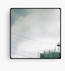 Melbourne's squares 02 Canvas Print