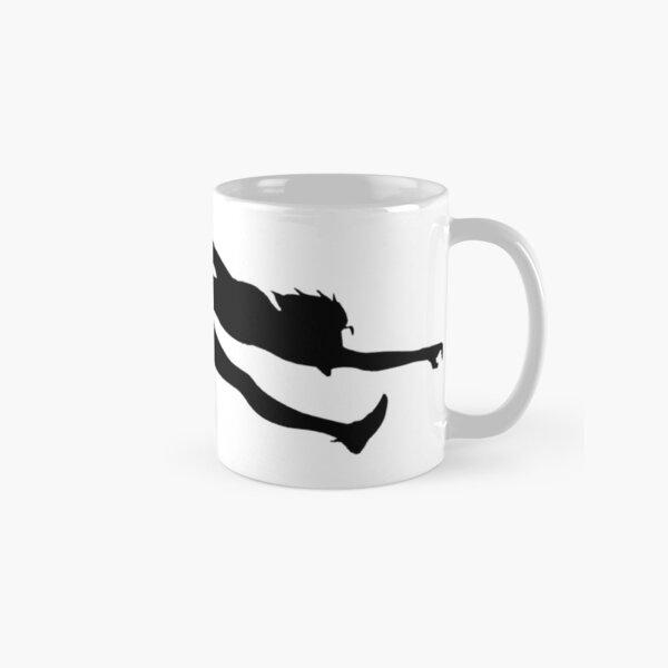 Devilman Runbaby Classic Mug