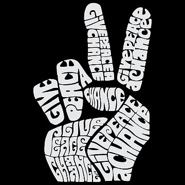 Give Peace a Chance by bocorwah