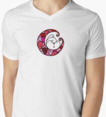 Blessings of Moon Men's V-Neck T-Shirt