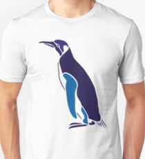 Penguin graphic Design Unisex T-Shirt