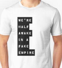 The National Fake Empire Unisex T-Shirt