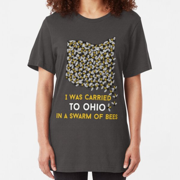 The National Bloodbuzz Ohio Slim Fit T-Shirt