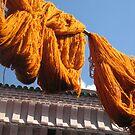 The Dyers Souk by HelenBanham
